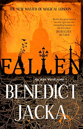 Fallen: An Alex Verus Novel (English Edition)