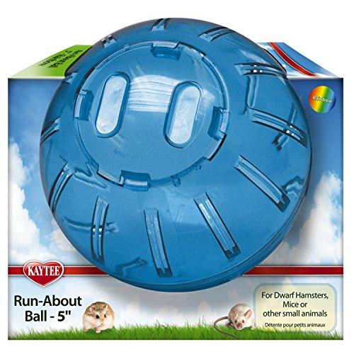 Interpet 861357 Superpet Mini Rainbow-Laufball, 12.7 cm