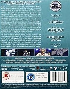 Ghost In The Shell Blu-Ray - Limited Edition Steelbook [Edizione: Regno Unito] [Import italien]