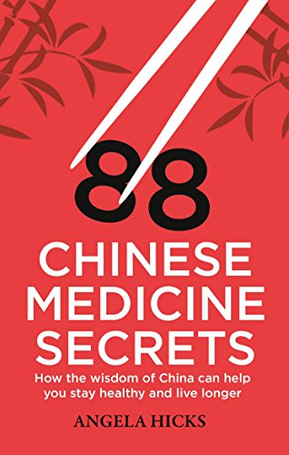 88 Chinese Medicine Secrets Cover Image