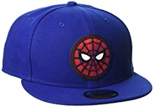 1837be3db12 New Era Cap Men s Spiderman Homecoming Beveled Logo 9fifty Snapback