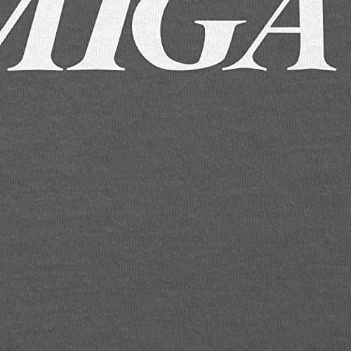 Texlab–Classic Amiga–sacchetto di stoffa Grau