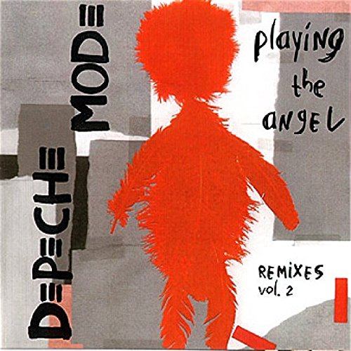 DEPECHE MODE Playing The Angel-REMIXES vol.2 (Playing The Angel)