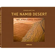 The Namib Desert, Art. Structure. Colors