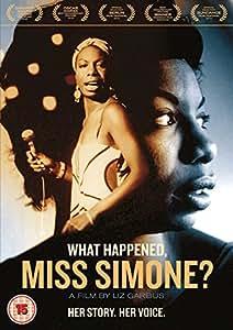 What Happened, Miss Simone? [DVD]