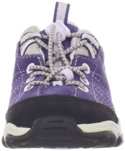 Timberland Trail Force Bungee Oxford Scarpe da Trail-Running, Unisex Bambino viola (Lilas)