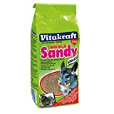 Vitakraft Sandy, Spezialsand für Chinchillas, 1 kg Beutel