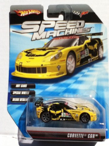 Hot Wheels Speed Machines Corvette C6R by Hot Wheels