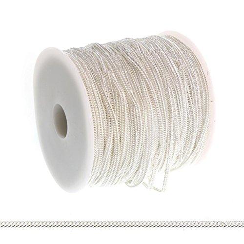 chaine-mailles-gourmette-en-metal-1-metres-de-couleur-argente