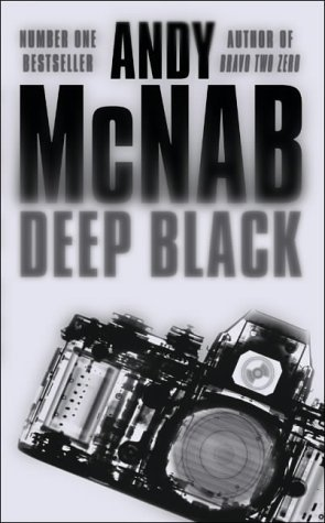 Portada del libro Deep Black by Andy McNab (2004-11-01)