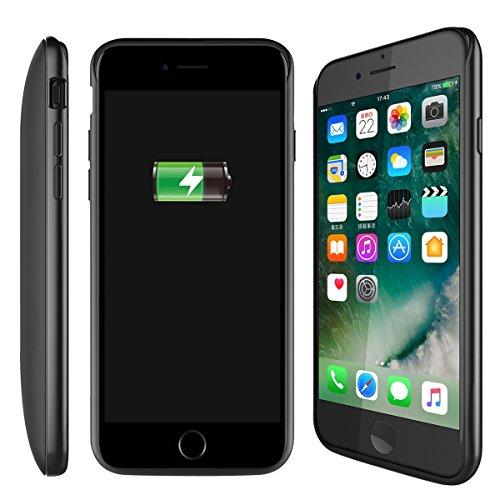 Custodia con batteria integrata da 7500mAh per iPhone 7 Plus