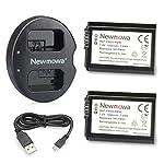 Newmowa NP-FW50 Batería de rep...