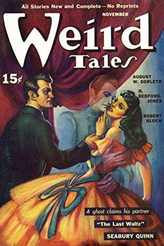 Weird Tales v35n06 November 1940 (Weird Tales Magazine Book 38) (English Edition) (1940-magazin)