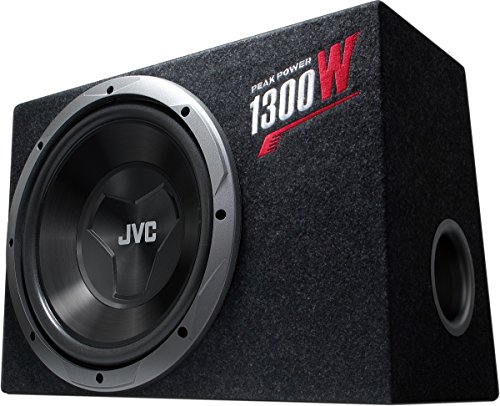 JVC CS-BW 120 Car Subwoofer