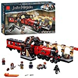 YK GAME Harry Potter Hogwarts Express Train Spielzeug Wizard World Fan Geschenke Kinder Bausätze,A