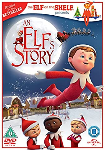 An Elf's Story: The Elf On The Shelf (Christmas Decoration)