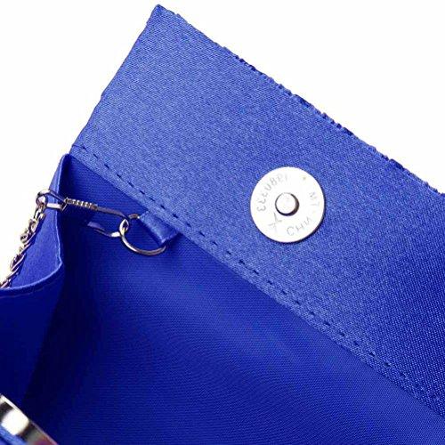 SUMAJU, Poschette giorno donna blu Blue Blue