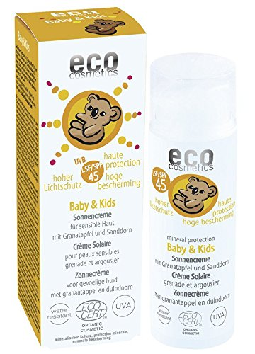 eco cosmetics: Baby & Kids Sonnencreme