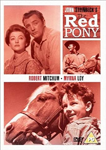 The Red Pony [DVD]
