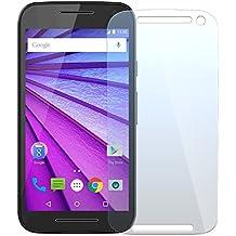 Pellicola Vetro Temperato Motorola Moto G3 /3rd Gen Protezione Dello