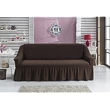 Hussen ecksofa  Suchergebnis auf Amazon.de für: sofa hussen braun