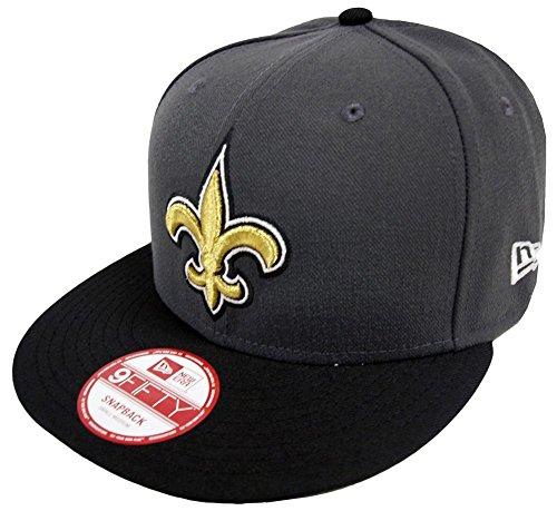 New Era Herren Caps / Snapback Cap Emea New Orleans Saints grau S/M