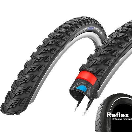 Schwalbe Reifen HS475 28x1.50 MARATHON GT 365 Reflex