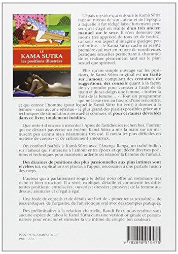 Kâma Sûtra : Toutes les positions illustrées