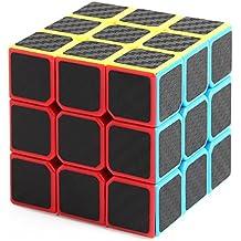 New Journey Cubo de Rubik Rompecabezas Speed cube Cubo de fibra de carbono 3×3