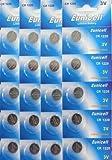 BRAND NEW 20 x CR1220 Lithium Batteries Battery Eunicell Brand Not Cheap Brand 1st Class