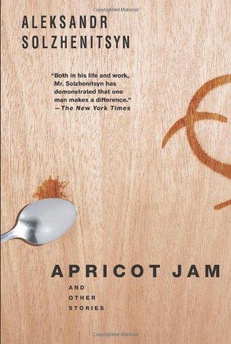 Apricot Jam: And Other Stories por Aleksandr Solzhenitsyn
