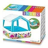 Intex John Adams 62 x 62-Inch Sun Shade Pool