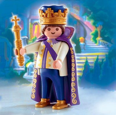 PLAYMOBIL® 4663 - Special König (König Königin Und Playmobil)