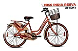 Hero Miss India Reeva 24T/26T Girls Zone Bicycle - Best Reviews Guide