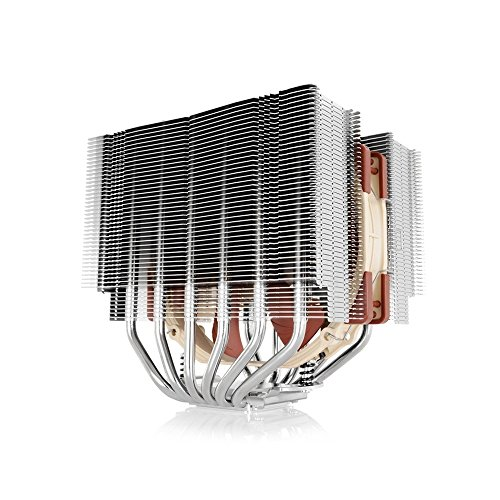 Noctua NH-D15S Procesador Enfriador - Ventilador de PC (Procesador, Enfriador, Socket LGA 1151, Socket AM2, Socket AM3, Socket AM3, Socket AM3+, Socket FM1, Socket FM2, Socket FM2, Core i3, Core i5, Core i7, Cobre, Metálico, Aluminio, Cobre)