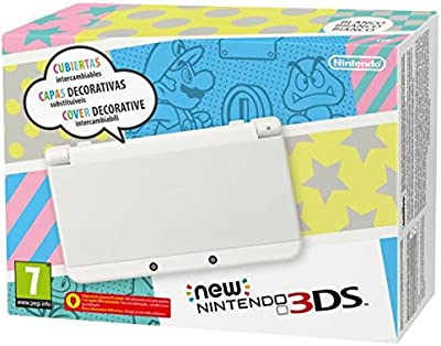 New Nintendo 3DS - Consola, Color Blanco