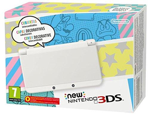 New Nintendo 3DS - Consola, Color Blanco