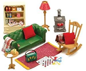 Sylvanian Families Cosy Living Room Furniture