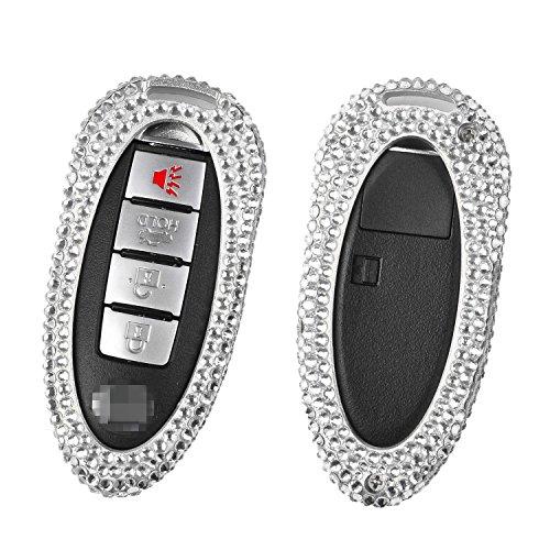 m-jvisun-auto-portachiavi-copertura-per-nissan-3-4-5-tasti-telecomando-chiave-smart-engine-start-sto