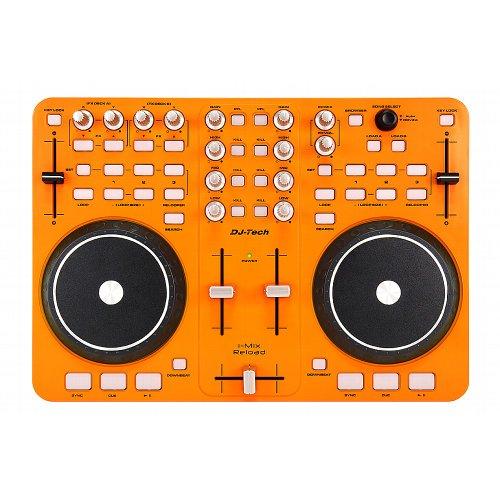 dj-tech-i-mix-actualizar-scratch-dj-mixer-y-el-controlador-de-usb-usb-20-de-naranja