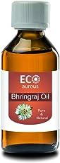 Bhringraj Oil 100% Natural, Organic, Vegan & Cruelty Free Bhringraj Essential Oil | Pure Bhringraj Oil (15 ml)
