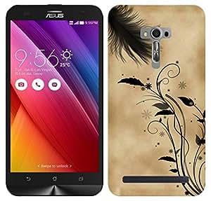 WOW 3D Printed Designer Mobile Case Back Cover For Asus Zenfone 2 Laser ZE500KL / Zenfone 2 Laser ZE500KL