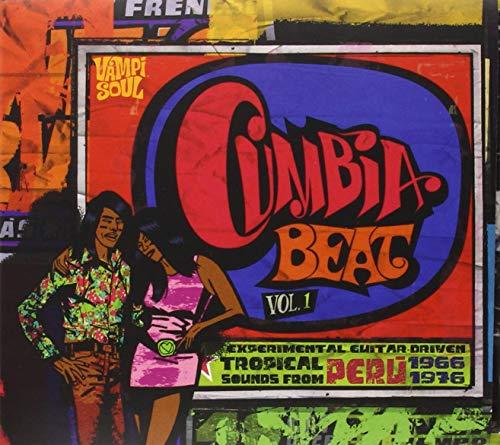 Cumbia Beat Vol.1 [Vinyl LP] (Spice 1-vinyl -)