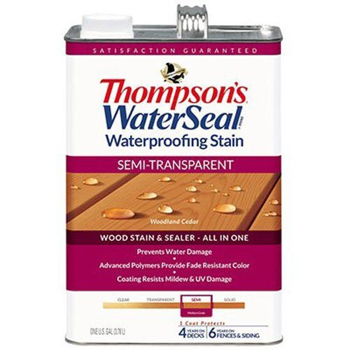 THOMPSONS WATERSEAL 043821-16 Maple Solid Stain by