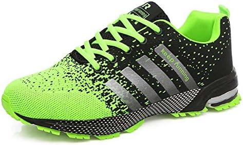 MYI Zapatos de Hombre Nuevo Air Cushion Zapatos Deportivos Fly Line Zapatillas de Running Amortiguador Casual...