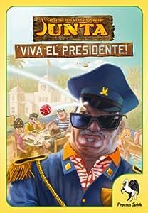 Pegasus Spiele 51820G - Junta: Viva el Presidente