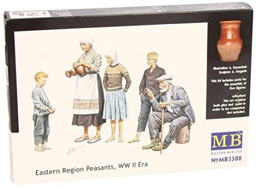 Masterbox MB3588 - 1/35 Osteuropäische Bauern
