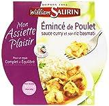 William Saurin Emince de Poulet Curry/Riz Basmati 280 g