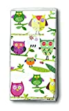 PAPER+DESIGN Motiv Taschentuch FSCMix 10 Stck. Colourful owls