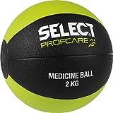 Select Handball Profcare Medizinball Gewichtsball schwarz grün Gr 5